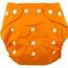 กางเกงผ้าอ้อม สีส้ม