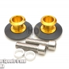 สปูนสวิงอาร์ม Swing Arm Spools 6 mm Gold For Yamaha R1 , R3 , MT07 MT09