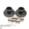 สปูนสวิงอาร์ม Swing Arm Spools 6 mm Black For Yamaha R1 , R3 , MT07 MT09
