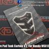 Protective Pad Tank Carbon V2