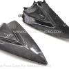 ครอบหน้าชุดสี Pure Carbon Part For YAMAHA AEROX