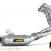 ท่อฟลู Akrapovic Exhaust System Full Titanium Yamaha MT09,XSR900 2014+