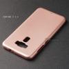 เคส Zenfone 3 (ZE552KL) 5.5 นิ้ว เคสนิ่มผิวเงา (MY COLORS) สีชมพู