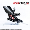 KAMUI PREMIUM REARSET เกียรโยง Kawasaki Z1000 2015+