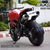 กันน้ำดีด Ducati 796 STORM AEROPART