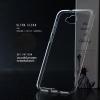 เคส Zenfone 4 Selfie (ZD553KL) เคสนิ่ม ULTRA CLEAR พร้อมจุดขนาดเล็กป้องกันเคสติดกับตัวเครื่อง สีใส