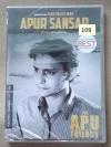 (DVD) Apur Sansar (1959) สู่โลกแห่งความเป็นจริง (The Apu Trilogy #3)