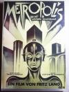 (DVD) Metropolis (1927) เมโทรโพลิส เมืองล่าหุ่นยนต์