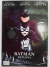 (DVD) Batman Returns (1992) แบทแมน รีเทิร์นส ศึกมนุษย์เพนกวินกับนางแมวป่า