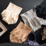 กางเกงในเก็บพุง กระชับหน้าท้อง สไตล์ญี่ปุ่น เนื้อผ้านุ่ม ยืดหยุ่นดี