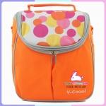 กระเป๋าเก็บรักษาอุณหภูมิ V-Coool ทรงสูง สีส้ม