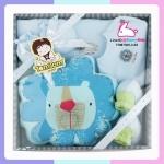 กิ๊ฟเซ็ตของขวัญ tom tom 5 ชิ้น สีฟ้า
