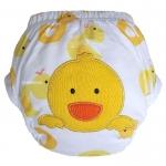 กางเกงฝึกฉี่ (เป้าหนา3ชั้น) size L -Duck