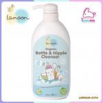 Lamoon ละมุนน้ำยาล้างขวดนม Organic 500 มล. หัวปั๊ม