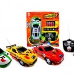 ของเล่น รถบังคับวิทยุ สำหรับเด็ก รีโมทบังคับง่าย พร้อมถ่าน AA 5 ก้อน