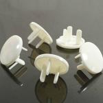 [ฟรี เมื่อซื้อครบ 1,000] [แพค 10 ชิ้น] ปลั๊กกันไฟดูด แบบเฉียง 3 รูขา Nana Baby Electric Shock Safety Socket Protective Cover