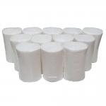 (12ม้วน) กระดาษเยื่อไผ่ รองผ้าอ้อมเด็ก (Disposable Bamboo Liner-Baby)