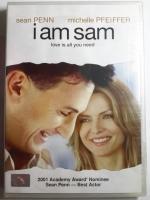 (DVD) I Am Sam (2001) สุภาพบุรุษปัญญานิ่ม (มีพากย์ไทย)