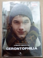 (DVD) Gerontophilia (2013) ต่าง วัย รัก