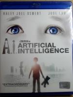 (Blu-Ray) A.I. Artificial Intelligence (2001) จักรกลอัจฉริยะ (มีพากย์ไทย)