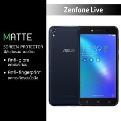 ฟิล์มกันรอย Zenfone Live (ZB501KL) แบบด้าน