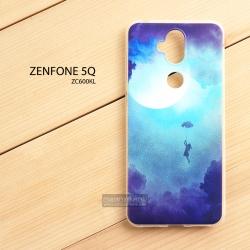 เคส Zenfone 5Q (ZC600KL) เคสนิ่ม TPU พิมพ์ลาย แบบที่ 2