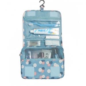 DINIWELL กระเป๋าใส่อุปกรณ์ห้องน้ำ ใส่อุปกรณ์อาบน้ำ แขวนได้ สำหรับเดินทาง ท่องเที่ยว พกพาสะดวก ผลิตจากโพลีเอสเตอร์คุณภาพสูง