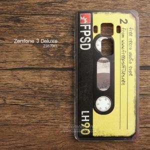 เคส Zenfone 3 Deluxe (ZS570KL) เคสแข็งพิมพ์ลาย แบบที่ 1