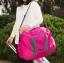 กระเป๋าเดินทางพับเก็บได้ ใบใหญ่ จุของได้เยอะ น้ำหนักเบา พกพาสะดวก ผลิตจากไนล่อนกันน้ำ เหมาะสำหรับเดินทาง ท่องเที่ยว thumbnail 7