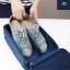 กระเป๋าใส่รองเท้าสำหรับเดินทาง กันน้ำได้ ถือพกพาสะดวก มี 6 สีให้เลือก thumbnail 2