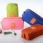 กระเป๋าใส่อุปกรณ์อิเล็กทรอนิกส์ กระเป๋าไอที หรือปรับเป็นใส่เครื่องสำอางก็ได้ ผลิตจากไนล่อนกันน้ำคุณภาพดีมี 4 สีให้เลือก thumbnail 1