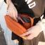DINIWELL กระเป๋าสะพายข้าง ขนาดกลาง พาดลำตัว กันน้ำ ช่องเยอะ คุณภาพดี สายสะพายเงาสวย มี 5 สีให้เลือก thumbnail 1