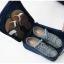 กระเป๋าใส่รองเท้าสำหรับเดินทาง กันน้ำได้ ถือพกพาสะดวก มี 6 สีให้เลือก thumbnail 21
