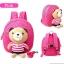กระเป๋าเป้จูงเด็กรูปตุ๊กตาหมี ป้องกันเด็กพลัดหลงหาย thumbnail 7