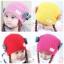 หมวกเด็กอ่อนไหมพรม Tianyi Bear ดีไซน์เปียทวิตไหมสองข้างน่ารักโดดเด่น thumbnail 1