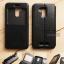 เคส Zenfone 3 Max ZC520TL (5.2 นิ้ว) เคสฝาพับหนัง PU แบบพิเศษ สีดำ thumbnail 1