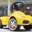 รถขาไถ laferrari aperta ลิขสิทธิ์แท้ สีเหลือง thumbnail 1