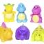 ของเล่นลอยน้ำ ชุดตุ๊กตาไดโนเสาร์พ่นน้ำ 5 ตัว JJOVCE thumbnail 2