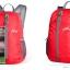 กระเป๋าเป้พับเก็บได้ รุ่นใหม่ สะพายหลังได้ น้ำหนักเบา พกพาสะดวก ทำจากไนล่อนคุณภาพสูง กันน้ำ ทนทาน เหมาะสำหรับเดินทาง และทำกิจกรรมโปรด (Lightweight Foldable Waterproof Backpack) thumbnail 24