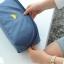 กระเป๋าใส่ชุดชั้นใน กางเกงชั้นใน ขนาดใหญ่พิเศษ แบ่งช่องสองด้าน ใส่ได้หลายตัว มี 4 สี 4 ลาย thumbnail 21