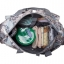 Ecosusi กระเป๋าสัมภาระสำหรับคุณแม่ กระเป๋าใส่ผ้าอ้อม แขวนรถเข็นเด็กได้ หิ้ว หรือสะพายไหล่ได้ (Grey) thumbnail 8