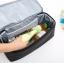 กระเป๋าเก็บความเย็น สะพายได้ เป็นตาข่าย เก็บอุณหภูมิร้อน-เย็น รูปทรงสวย เก๋ กะทัดรัด คุณภาพดี มีดีไซน์ (สีดำ) thumbnail 4