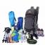 กระเป๋าเป้พับเก็บได้ ขนาด 35 ลิตร น้ำหนักเบา ผลิตจากโพลีเอสเตอร์ กันน้ำ ทนทาน เหมาะสำหรับเดินทาง ท่องเที่ยว thumbnail 2