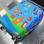 (พิมพ์ลาย ขนาด S) ผ้าคลุมกระเป๋าเดินทาง ขนาด 18 - 20 นิ้ว มี 10 ลาย 10 แบบให้เลือก thumbnail 2
