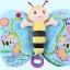 หนังสือผ้า ผึ้ง-ผีเสื้อน้อยแสนสวย Jollybaby thumbnail 10