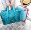 กระเป๋าเดินทางพับเก็บได้ อเนกประสงค์ เพื่อการเดินทาง ท่องเที่ยว เสียบที่จับของกระเป๋าเดินทางได้ thumbnail 5