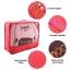 ชุดจัดกระเป๋าเดินทาง 7 ใบ จัดกระเป๋าเดินทาง ท่องเที่ยว ใส่เสื้อผ้า ชุดชั้นใน อุปกรณ์ห้องน้ำ กางเกงใน รองเท้า ถุงเท้า เครื่องสำอาง อุปกรณ์ไอที (Hot Pink) thumbnail 2
