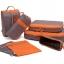 ชุดจัดกระเป๋าเดินทาง 7 ใบ จัดกระเป๋าเดินทาง ท่องเที่ยว ใส่เสื้อผ้า อุปกรณ์ไอที อุปกรณ์ห้องน้ำ ชุดชั้นใน กางเกงใน รองเท้า และถุงอเนกประสงค์ 2 ใบ thumbnail 2