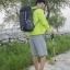 กระเป๋าเป้พับเก็บได้ ขนาด 35 ลิตร น้ำหนักเบา ผลิตจากโพลีเอสเตอร์ กันน้ำ ทนทาน เหมาะสำหรับเดินทาง ท่องเที่ยว thumbnail 29