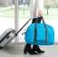 กระเป๋าเดินทางพับเก็บได้ ใบใหญ่ จุของได้เยอะ น้ำหนักเบา พกพาสะดวก ผลิตจากไนล่อนกันน้ำ เหมาะสำหรับเดินทาง ท่องเที่ยว thumbnail 2